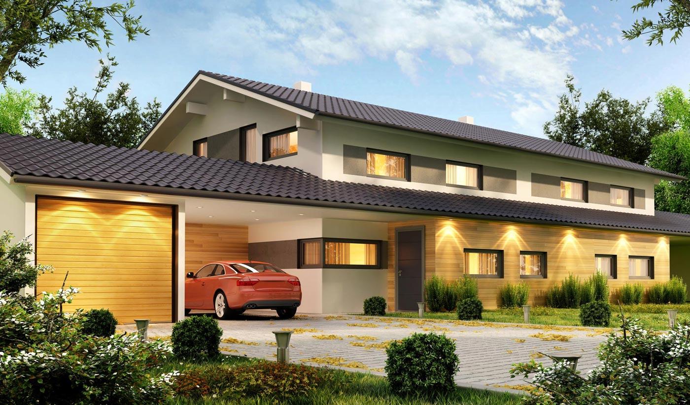 The dream house 44